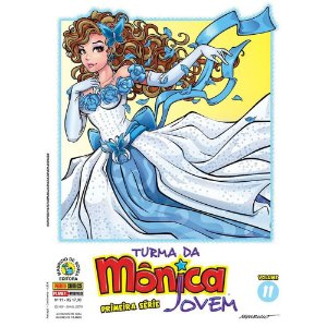 Turma da Mônica Jovem - 1ª Série - Volume 11