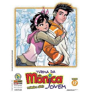 Turma da Mônica Jovem - 1ª Série - Volume 12