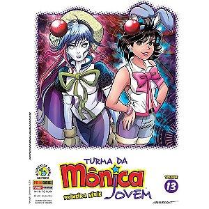 Turma da Mônica Jovem - 1ª Série - Volume 13