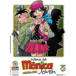 Turma da Mônica Jovem - 1ª Série - Volume 10