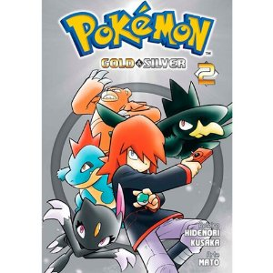Pokémon Gold & Silver - Volume 02