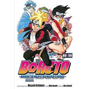 Boruto - Volume 03