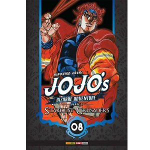 Jojo's Bizarre Adventure - Parte 3 - Volume 08