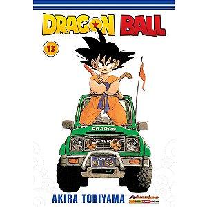 Dragon Ball - Edição 13