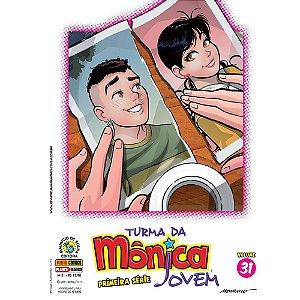 Turma da Mônica Jovem - 1ª Série - Volume 31