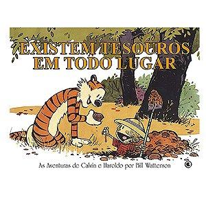 Livro - Calvin e Haroldo - Volume 11: Existem tesouros em todo lugar
