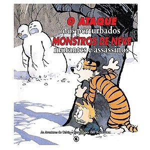 Calvin E Haroldo - O Ataque Dos Perturbados Monstros De Neve, Mutantes E Assassinos - Vol. 8