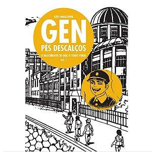 Gen Pés Descalços - Volume 01