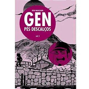 Gen Pés Descalços - Volume 5