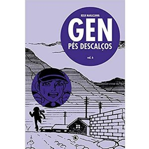 Gen Pés Descalços - Volume 6