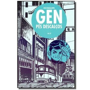 Gen Pés Descalços - Volume 8