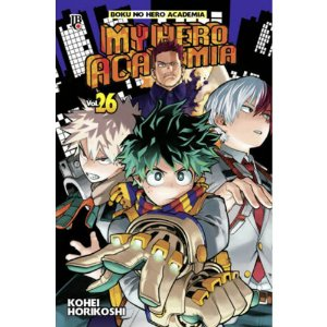 My Hero Academia - Volume 26