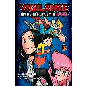 Vigilante: My Hero Academia Illegals - Volume 03