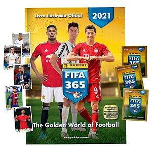 Starter Pack Fifa 365 20/21 - Livro + 30 Cromos