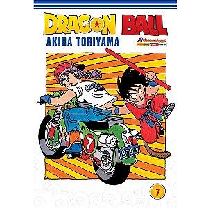 Dragon Ball - Edição 07