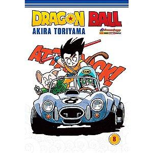 Dragon Ball - Edição 08