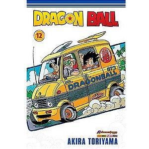 Dragon Ball - Edição 12