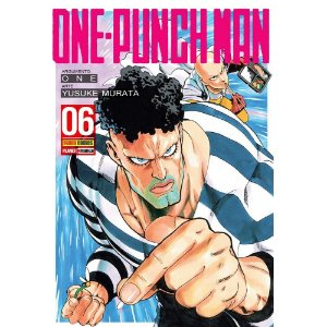 One-Punch Man - Edição 06