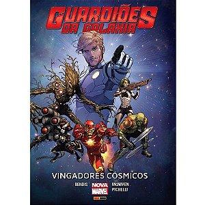 Guardiões da Galaxia - Vingadores Cósmicos