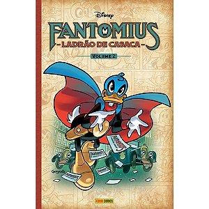 Fantomius: Ladrão de Casaca - Volume 02