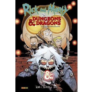 Rick and Morty: Dungeons & Dragons - Volume 02