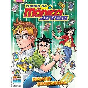 Turma da Mônica Jovem (2ª Série) - Volume 48