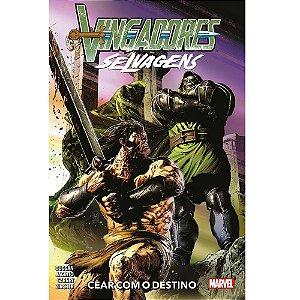 Vingadores Selvagens - Volume 02