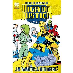 Liga da Justiça J.M. DeMatteis & Keith Giffen - Volume 07