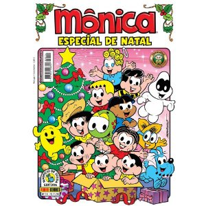 Mônica Especial de Natal - Volume 14