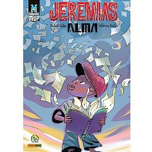 Jeremias: Alma - Capa Cartão
