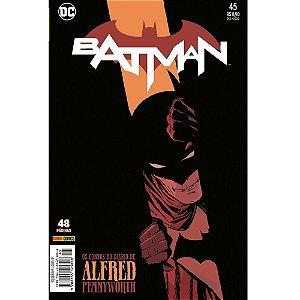 Batman: Renascimento - Volume 45