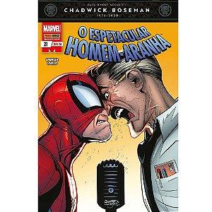 O Espetacular Homem-Aranha - Volume 21