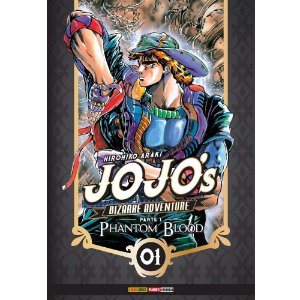 Jojo's Bizarre Adventure - Parte 01 - Volume 01