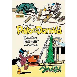 Pato Donald: Natal em Patópolis - Volume 07