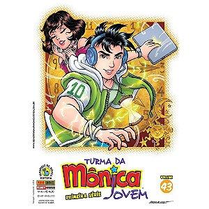 Turma da Mônica Jovem - 1ª Série - Volume 43