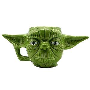 Caneca 3D Yoda Star Wars