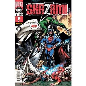 Shazam!: Renascimento - Volume 06
