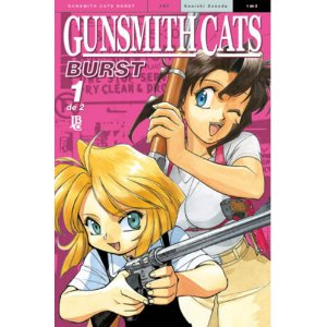 Gunsmith Cats: Burst Big - Volume 01