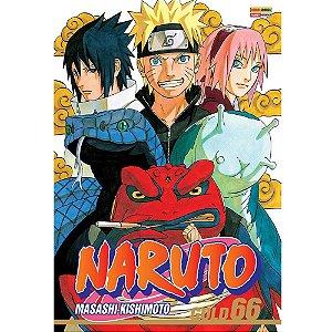 Naruto Gold - Edição 66