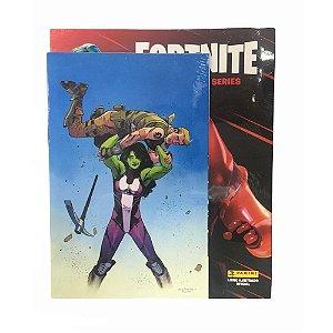 Os Vingadores x Fortnite - Volume 22