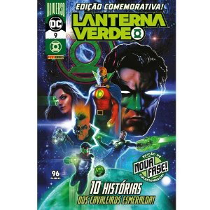 Lanterna Verde - Volume 09