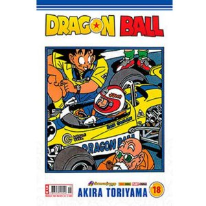 Dragon Ball - Volume 18