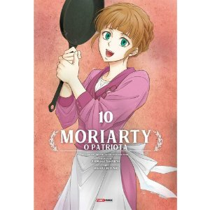 Moriarty: O Patriota - Volume 10