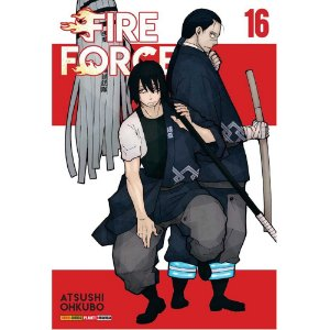 Fire Force - Volume 16
