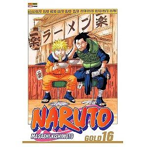 Naruto Gold - Edição 16
