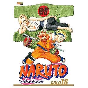 Naruto Gold - Edição 18