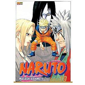 Naruto Gold - Edição 19