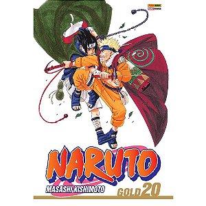 Naruto Gold - Edição 20