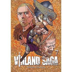 Vinland Saga Deluxe - Edição 07