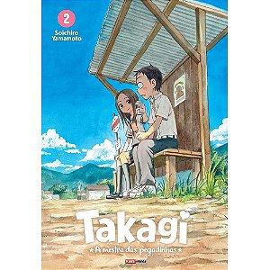 Takagi: A Mestra das Pegadinhas - Volume 02
